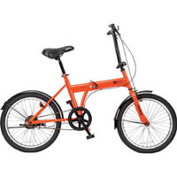 【CAINZ DASH】TRUSCO 災害時用ノーパンク自転車 ハザードランナー 20インチ
