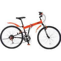 【CAINZ DASH】TRUSCO 災害時用ノーパンク自転車 ハザードランナー 26インチ