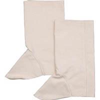 【CAINZ DASH】TRUSCO 難燃加工綿保護具 足カバー