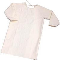 【CAINZ DASH】TRUSCO 難燃加工綿保護具 袖付前掛け Lサイズ
