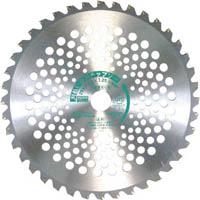 【CAINZ DASH】TRUSCO 刈払機用チップソー 一般草刈り用 Φ255X25.4X40P