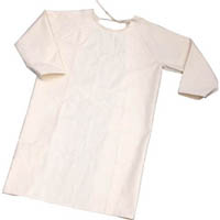 【CAINZ DASH】TRUSCO 難燃加工綿保護具 袖付前掛け LLサイズ