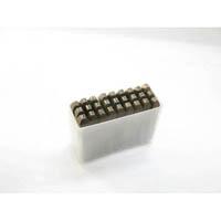 【CAINZ DASH】TRUSCO 逆英字刻印セット 8mm