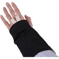 【CAINZ DASH】TRUSCO 綿帆布製指掛け手首カバー L