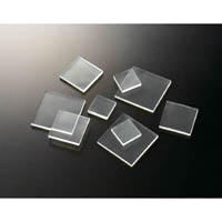 【CAINZ DASH】TRUSCO 耐震・防振・防音Gマット(3mm厚) 20mm角 4個 透明