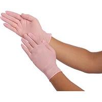 【CAINZ DASH】ショーワ No885使いきり手袋 ロゼピンク Lサイズ