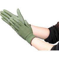 【CAINZ DASH】TRUSCO ウレタン薄手手袋 Sサイズ OD色