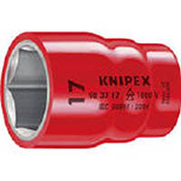 【CAINZ DASH】KNIPEX 絶縁ソケット 3/8X12mm