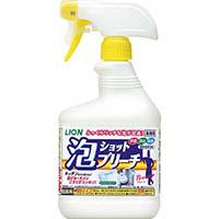 【CAINZ DASH】ライオン 泡ショットブリーチ520ML