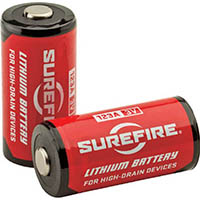 【CAINZ DASH】SUREFIRE バッテリー (2個入り)