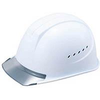 【CAINZ DASH】タニザワ エアライト搭載ヘルメット通気孔付き(PC製・透明ひさし型)