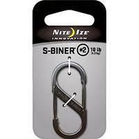 NiteIze エスビナー #2 ステンレスシルバー NI00743