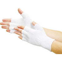 【CAINZ DASH】TRUSCO 5本指出しすべり止め付手袋