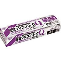コニシ 変成シリコンコークQ ホワイト 120ml