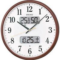 SEIKO 電波掛時計 P枠 KX383B