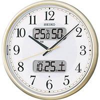 SEIKO 電波掛時計 P枠 KX384S