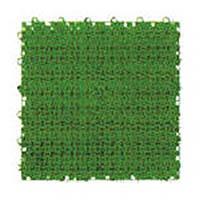 【CAINZ DASH】ワタナベ 人工芝 システムターフR 30cm×30cm グリーン