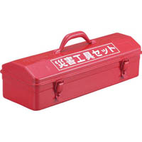 【CAINZ DASH】TRUSCO 災害工具セット用ツールボックス