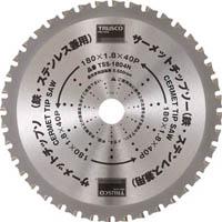 【CAINZ DASH】TRUSCO サーメットチップソー 100X22P