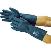 """サミテック 耐油・耐溶剤手袋""""サミテックNP-F-07"""" M ダークブルー 4485"""