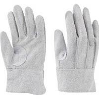 【CAINZ DASH】トワロン 牛床革 背縫い革手袋 (12双入)
