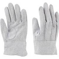 【CAINZ DASH】トワロン 牛床革 背縫い革手 (5双入)