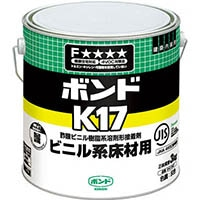 ビニル系床材用 K17 3kg