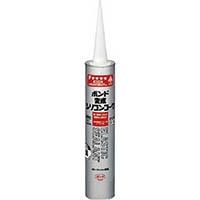 【CAINZ DASH】コニシ ボンド変成シリコンコーク 333ml ライトグレー #04627