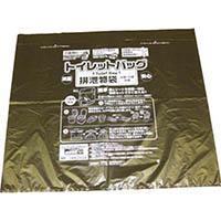 【CAINZ DASH】ワタナベ トイレットバック 排泄物処理袋 黒