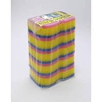 【CAINZ DASH】キクロン キクロンプロ外食産業用スポンジ ピンク (5個入)