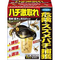 "【CAINZ DASH】フマキラー 捕獲器""ハチ激取れ1セット入"""