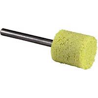 【CAINZ DASH】UHT #240軸付NSL 軸径3mm 黄 (1Pk(箱)=14本入)