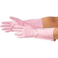 ダンロップ 清掃用手袋 M ピンク 7627