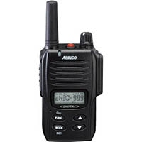 【CAINZ DASH】アルインコ デジタル登録局無線機1Wタイプ大容量セット