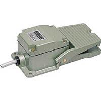 【CAINZ DASH】オジデン フットスイッチ 産業用防雨形 電気定格6A−250VAC