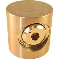 【CAINZ DASH】カネテック 一面吸着丸形永磁ミニチャック
