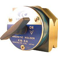 【CAINZ DASH】カネテック マグネット六角ホルダ(ハンドル回転式磁石切換)