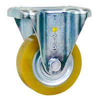 【CAINZ DASH】シシク 静電気帯電防止キャスター ウレタン車輪 固定 75径