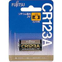 富士通 リチウム電池 CR123AC(B)