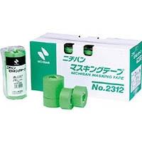 【CAINZ DASH】ニチバン マスキングテープ 2312H 15mm×18m(1パック8巻入り)