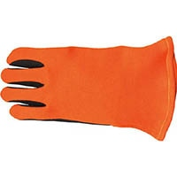 【CAINZ PRO】マックス 300℃対応耐熱手袋 ロングタイプ 左手用 MZ637L