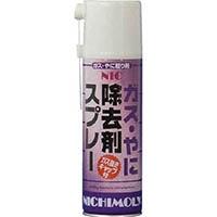 【CAINZ DASH】ニチモリ NICガスやに除去スプレー 480ml