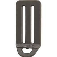 タジマ タジマ安全帯 L型D環止め 樹脂2穴・ブラック TALPD2BK