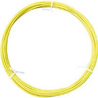 【CAINZ DASH】フジクラ 機器配線用600V電線 エコタイプ 黄