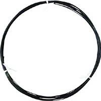 【CAINZ DASH】日星電気 フッソ樹脂絶縁電線 FN−2 黒 10m