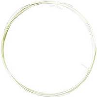 【CAINZ DASH】日星電気 フッソ樹脂絶縁電線 FN−2 白 10m
