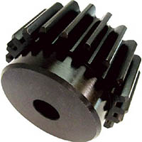 【CAINZ DASH】カタヤマ ピニオンギヤM6 歯数23 直径138 歯幅60 穴径28