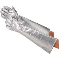 TRUSCO 遮熱・耐熱手袋 ロング
