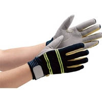 ミドリ安全 耐切創性 防火手袋 (人工皮革・滑り止めタイプ) SS