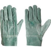 シモン 牛床革オイル加工手袋107PWオイル M